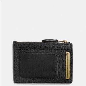 Coach Mini ID case